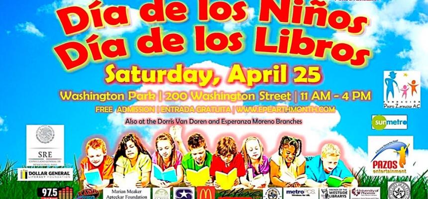 19 Festival Día de los Niños, Día de los Libros - FPZ