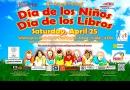19 Festival Día de los Niños, Día de los Libros