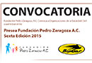 Convocatoria Presea Fundación Pedro Zaragoza