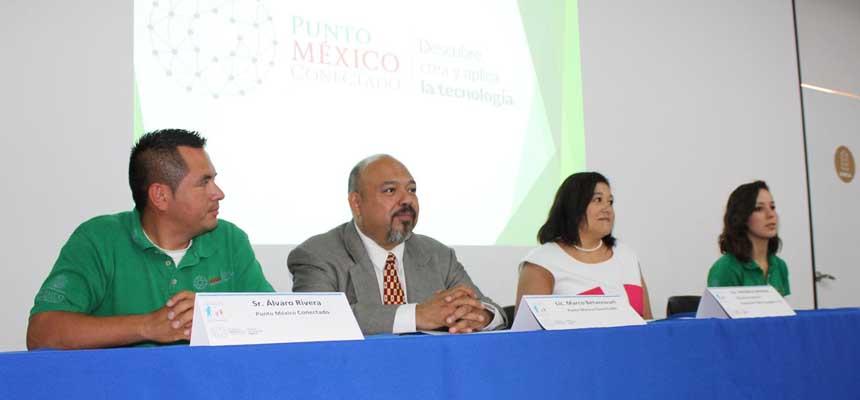 ALIANZA FUNDACIÓN PEDRO ZARAGOZA, A.C. Y PUNTO MÉXICO CONECTADO - FPZ