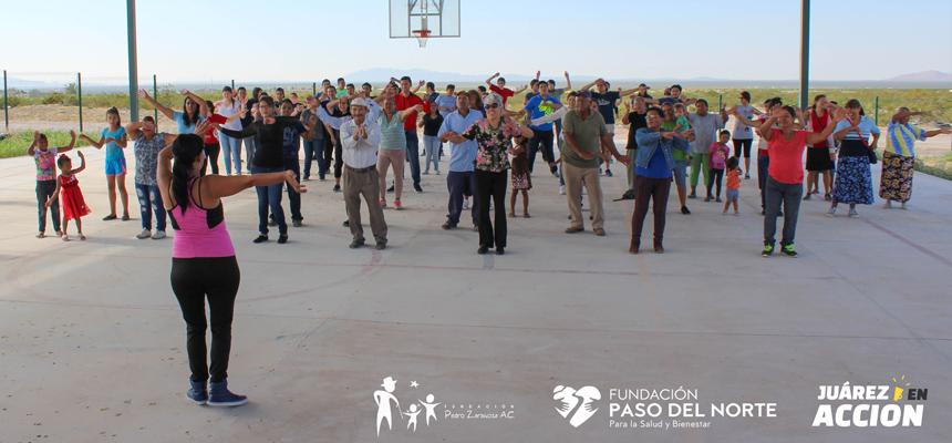 Juárez En Acción  - FPZ