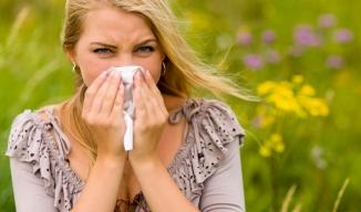 Los alimentos para aliviar la alergia primaveral