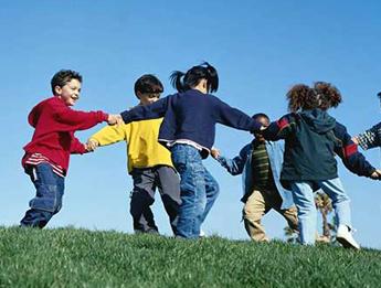 Actividad física en los niños