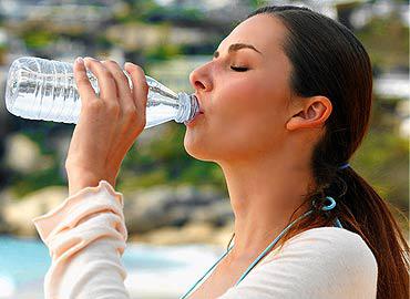 Beber agua es muy importante para el organismo!