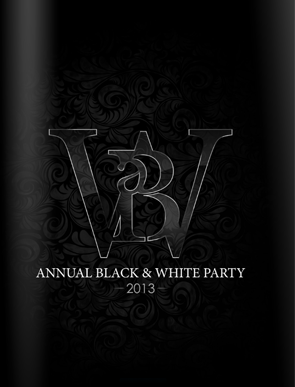 Black & White Party 2013
