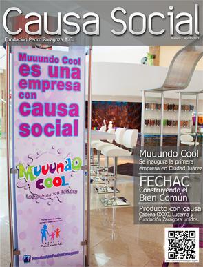 Causa Social agosto 2013