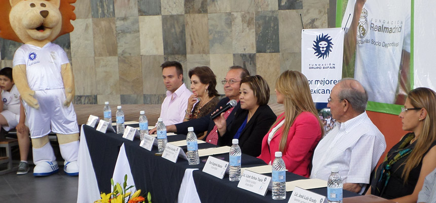 Se realiza alianza de consolidaci�n que apoyar� los programas de alimentaci�n y nutrici�n para ni�os vulnerables en la ciudad de Chihuahua