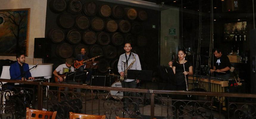 Concierto de Jazz en La Diana