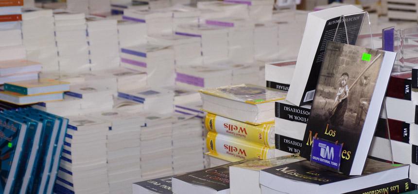 Feria del libro Chihuahua 2014