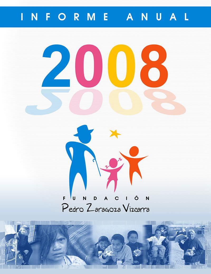 Informe de actividades 2008 - Fundación Pedro Zaragoza